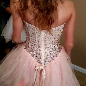 Morilee homecoming dress
